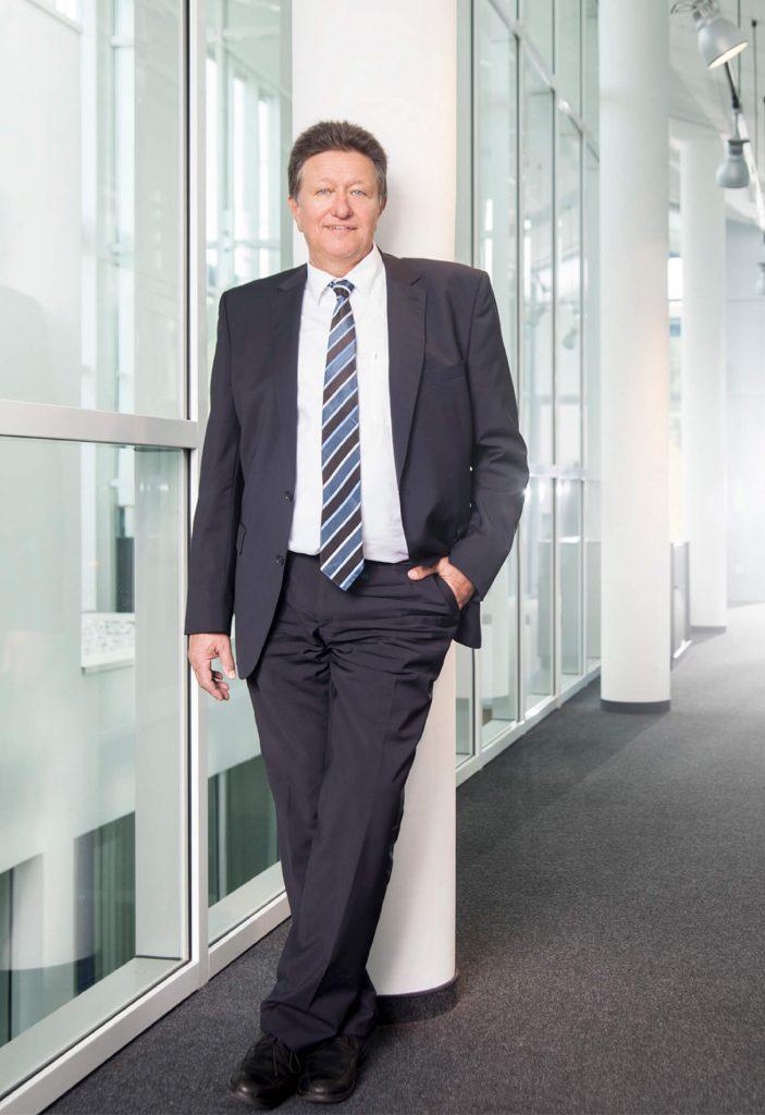 Hans Martin Diehl Vorstand der SSI AG