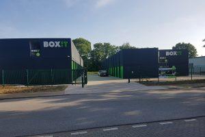 Einlagerung bei BOX-IT Duisburg