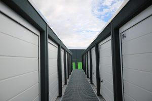 Garagen für Möbeleinlagerung