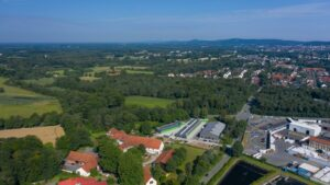 Luftbild Bielefeld